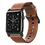 Thumbnail: Nomad Horween Leather Strap for Apple Watch - Black Hardware