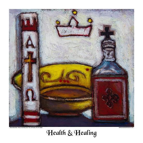 Health & Healing ~ Giclee Print