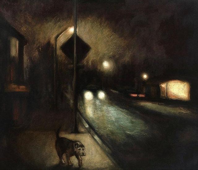Going Home-Giclee Print