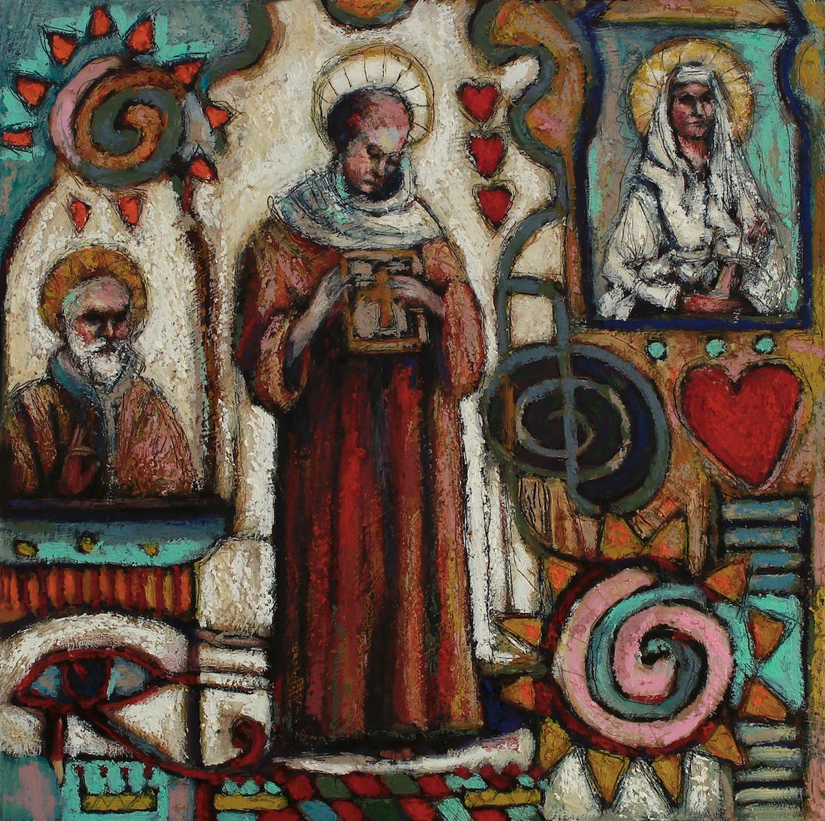 Saints & Symbols