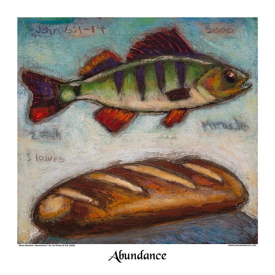 Abundance ~ Giclee Print
