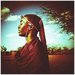 Masai Young Man