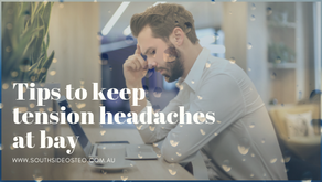 Tips to Keep Tension Headaches at Bay