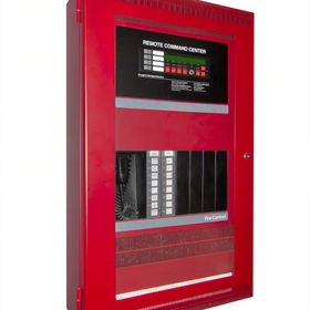 Fire alarm control box, isolated with cl