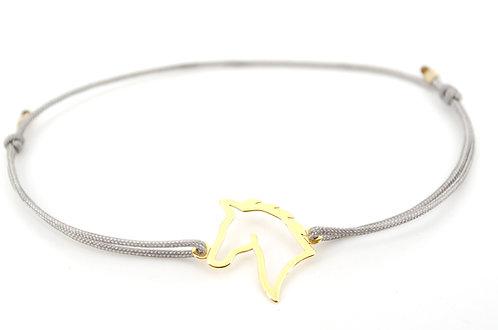 Armband Pferd Schmuck Gold online kaufen Handmade Armschmuck Damen Shop