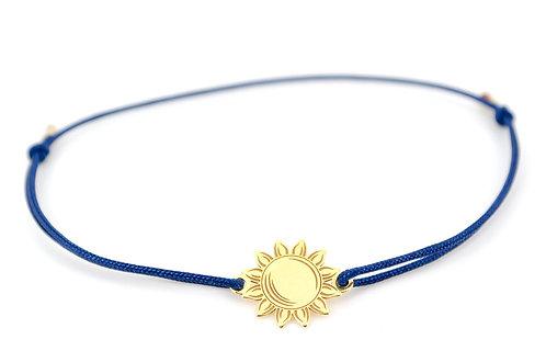 Armband Schmuck Sonne Gold Geschenk Schmuck online kaufen Shop Damen Mädchen Sommer Familie Weihnachten