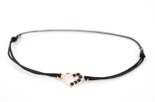 Armband Schmuck Swarovski Herz Rosegold kaufen online Damen