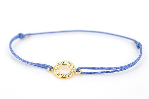 Armband S Ring Gold