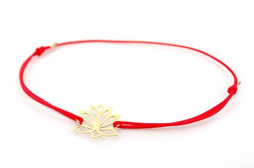 Armband Lotusblume Lotusblüte Schmuck Gold Lotus online kaufen Shop