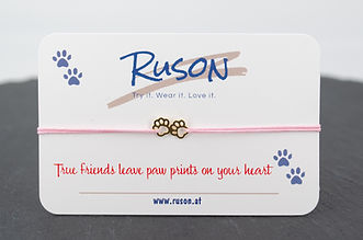 online kaufen tiere armband pfote hund freund geschenk pfotenabdruck liebe schmuck