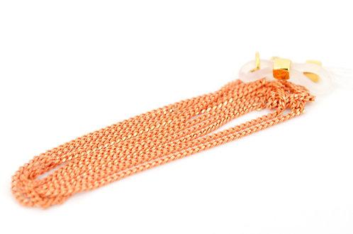 Brillenkette Ovalon Orange