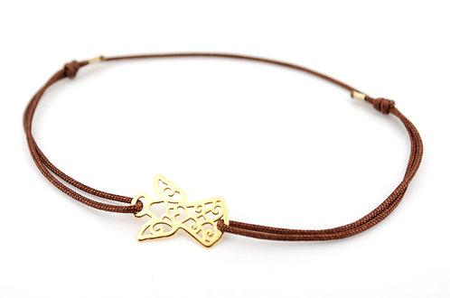 Armband OW Engel Gold
