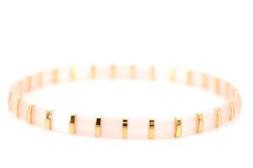 Armband Koralle Gold Lachs Rosa Schmuck kaufen online