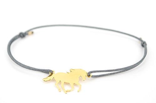Armband Pferd Gold Reiter Shop online Schmuck kaufen