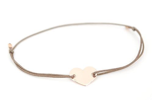 Armband Herz Rosegold