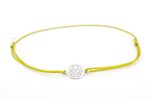 Armband Ornali Silber