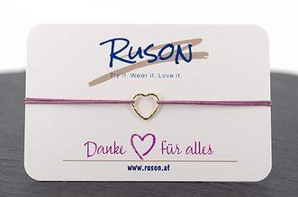 armband schmuck online kaufen danke für alles vielen dank geschenk gift present herz liebe familie freunde