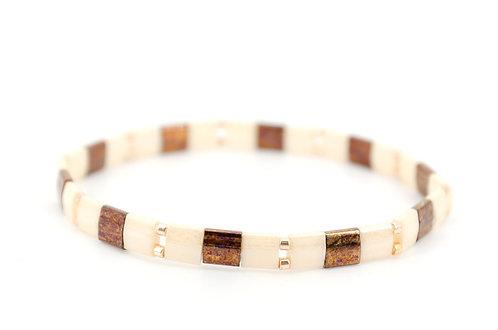 Armband Tila Moccha