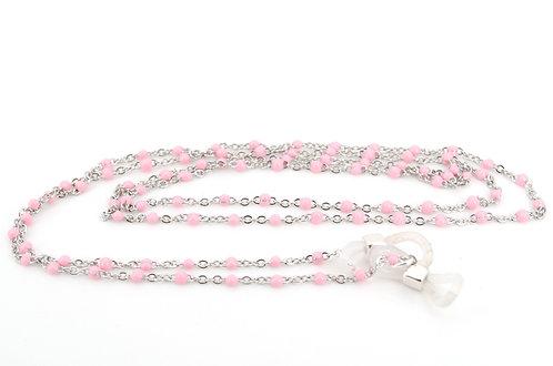 Brillenkette Rosa Eyeglasses chain Rose Laces Brillenband