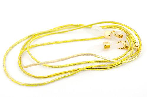 Brillenkette Gold Damen Schmuck kaufen online Shop Schwarz Brillenband Brillenhalter Sonnenbrille Kette Band