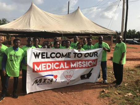 Nigerian Medical Mission