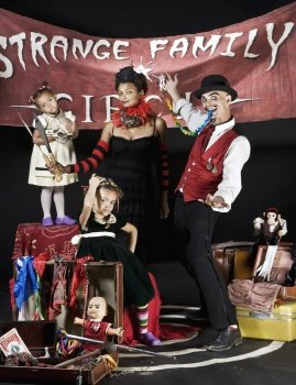 The Whole Strange Family