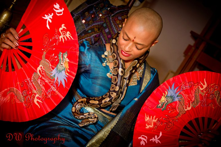 Sahar Snake Charming