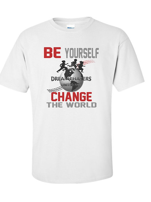 DCU BE CHANGE T-SHIRT UNISEX