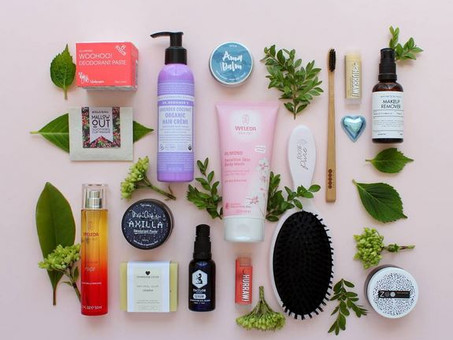 Beauty Nutrients and Introducing OH NATURAL