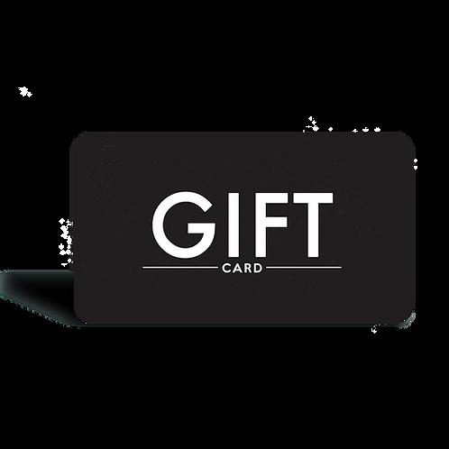 Gift Card: 1-1.5 Hour 'COMPREHENSIVE' Nutrition & Holistic Wellness consultation