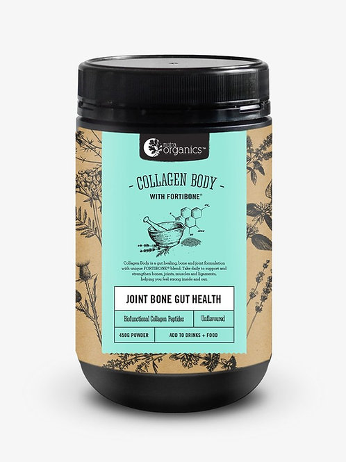 Nutra Organics Collagen Body