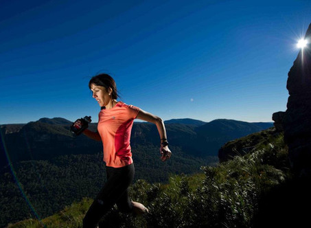 Essential Oils to assist athletic performance