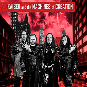 Kaiser and the Machines of Creation