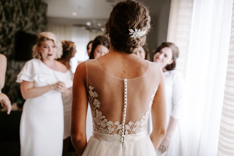Bridal Updo in Nashville, TN