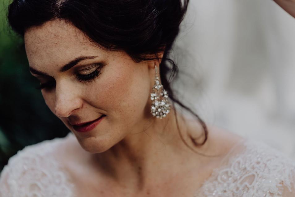 Bridal Makeup + Hair