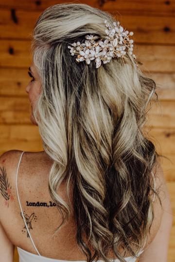 Bridal Hair in Nashville, TN