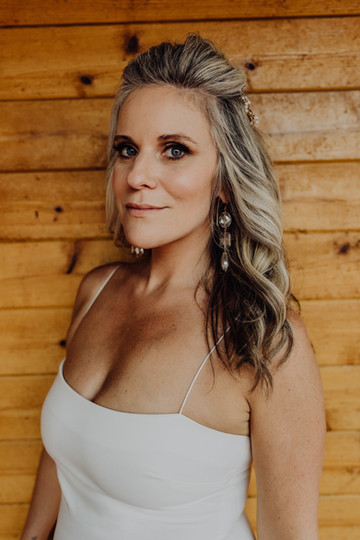 Bridal Makeup + Hair in Nashville, TN
