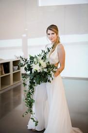 21c Hotel Nashville Bride Guide Styled Shoot