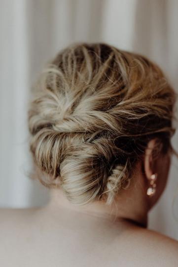 Bridal Inspired Updo