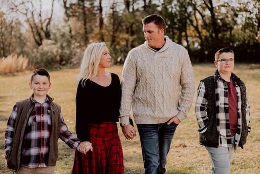 clarksville family photo