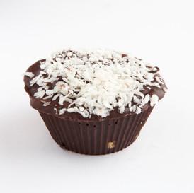 Dark Chocolate Macaroon