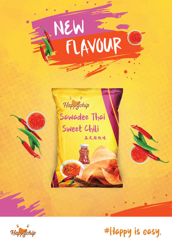 New Flavour Poster