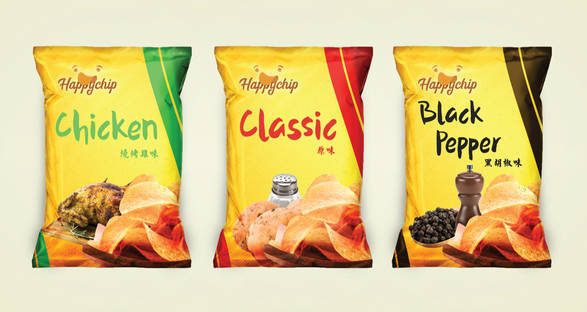 Happychip Packaging