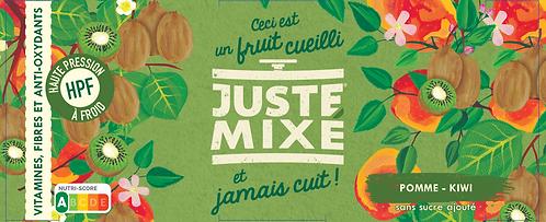 JUSTE MIXÉ - Pomme, Kiwi (x2)