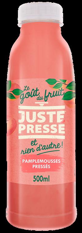 JUSTE Pressé - Pamplemousses pressés (500ml)