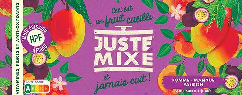 JUSTE MIXÉ - Pomme, Mangue, Passion (x2)