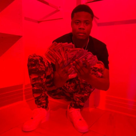 """16-Year-Old Rising New Orleans, Louisiana Native LaFrank5 Drops Visuals To """"Hottest On My Side"""""""