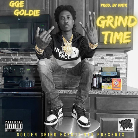 """Tampa, Florida Music Artist GGE Goldie Drops Visuals For """"Grind Time"""""""