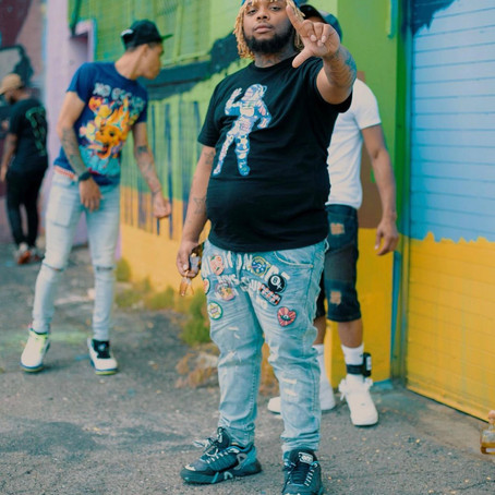 "Detroit, Michigan Rapper Choppstickz Drops Visuals For ""Cemetery Talez"""