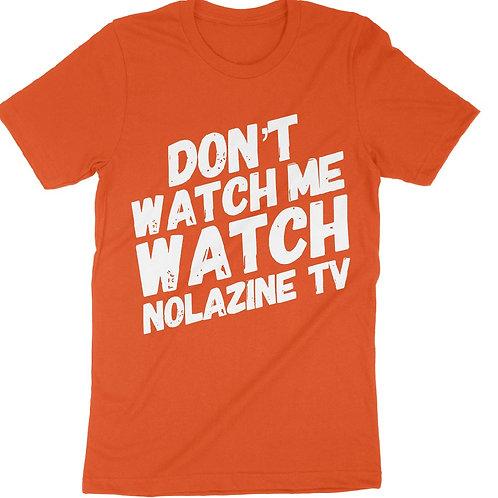 Orange DWM T-Shirt